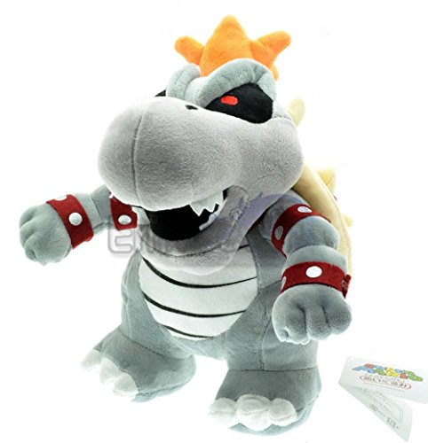 Dry Bowser – 9″ Plush | Super Mario Plush